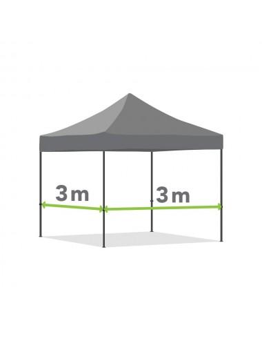 Tonnelle pliante de 3m x 3m