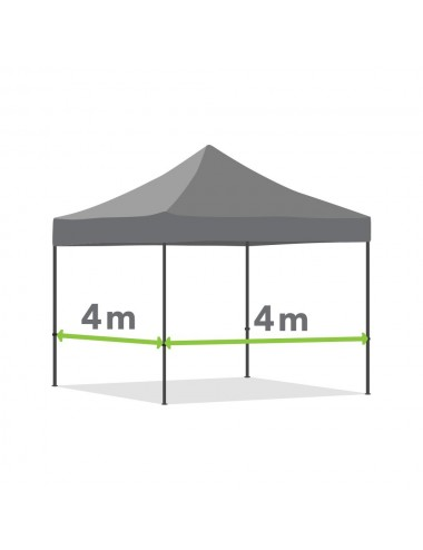 Tonnelle pliante de 4m x 4m